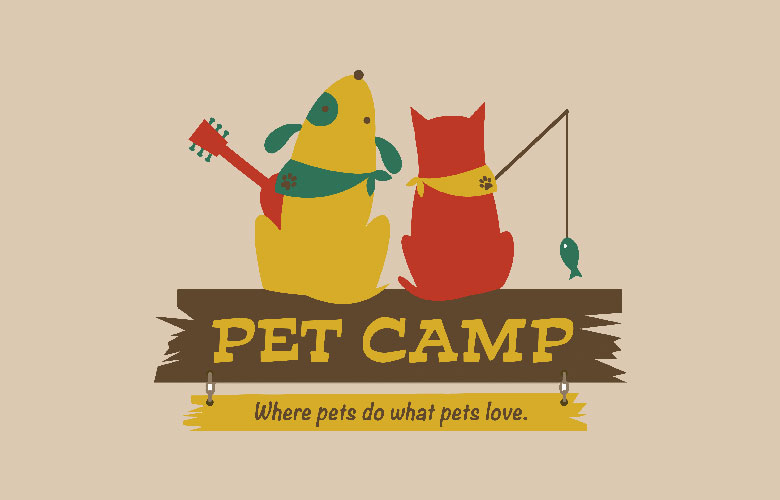 Pet Camp Main Campground- October 12 2019
